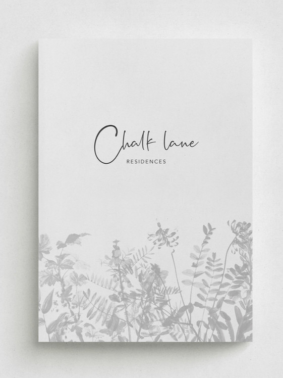 Chalk Lane Branding by Ademchic