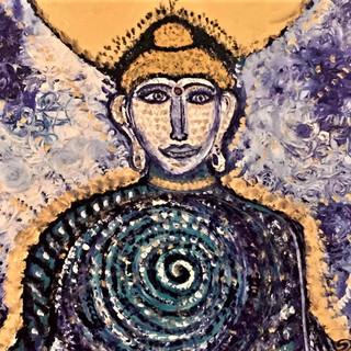 16. Buddha sovramentale (58x58).jpg