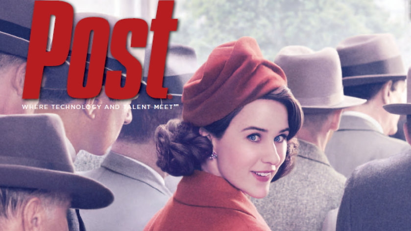 Penteo 16 Pro Upmixer used in The Marvelous Mrs. Maisel