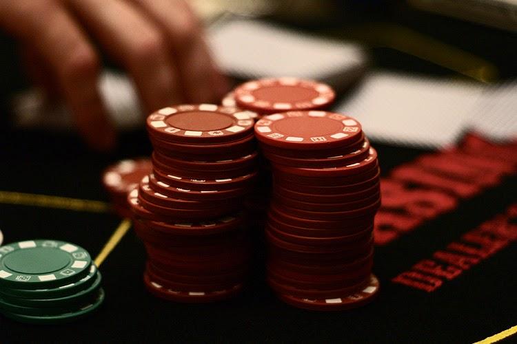 JG的關鍵心法 賭場原理(二)