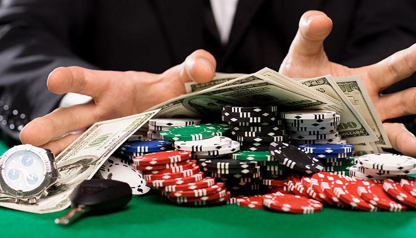 JG的關鍵心法 賭場原理(一)
