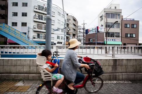 Japan, Tokio / Street
