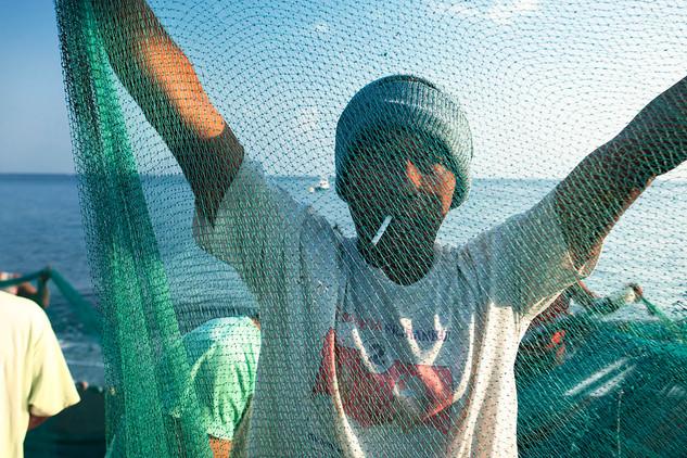 Indonesia, Bali / Fishermen