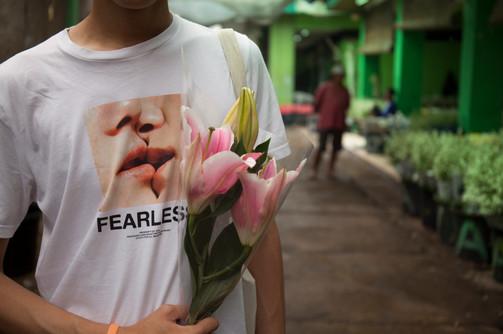 Indonesia, West Jakarta, Rawa Belong Flower Market / The Secret Life of Flower/ Lily
