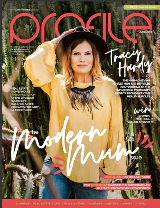 Profile Magazine, University of the Sunshine Coast, Chancellor Medal, Award winning Indigenous dietitian