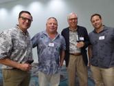 Greg Brossier, Matt Delaney, Tom Anusewicz & Jim Owen