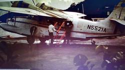 Goose boarding in STT