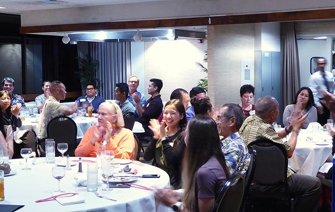 Tamarind Room at KCC Culinary Institue