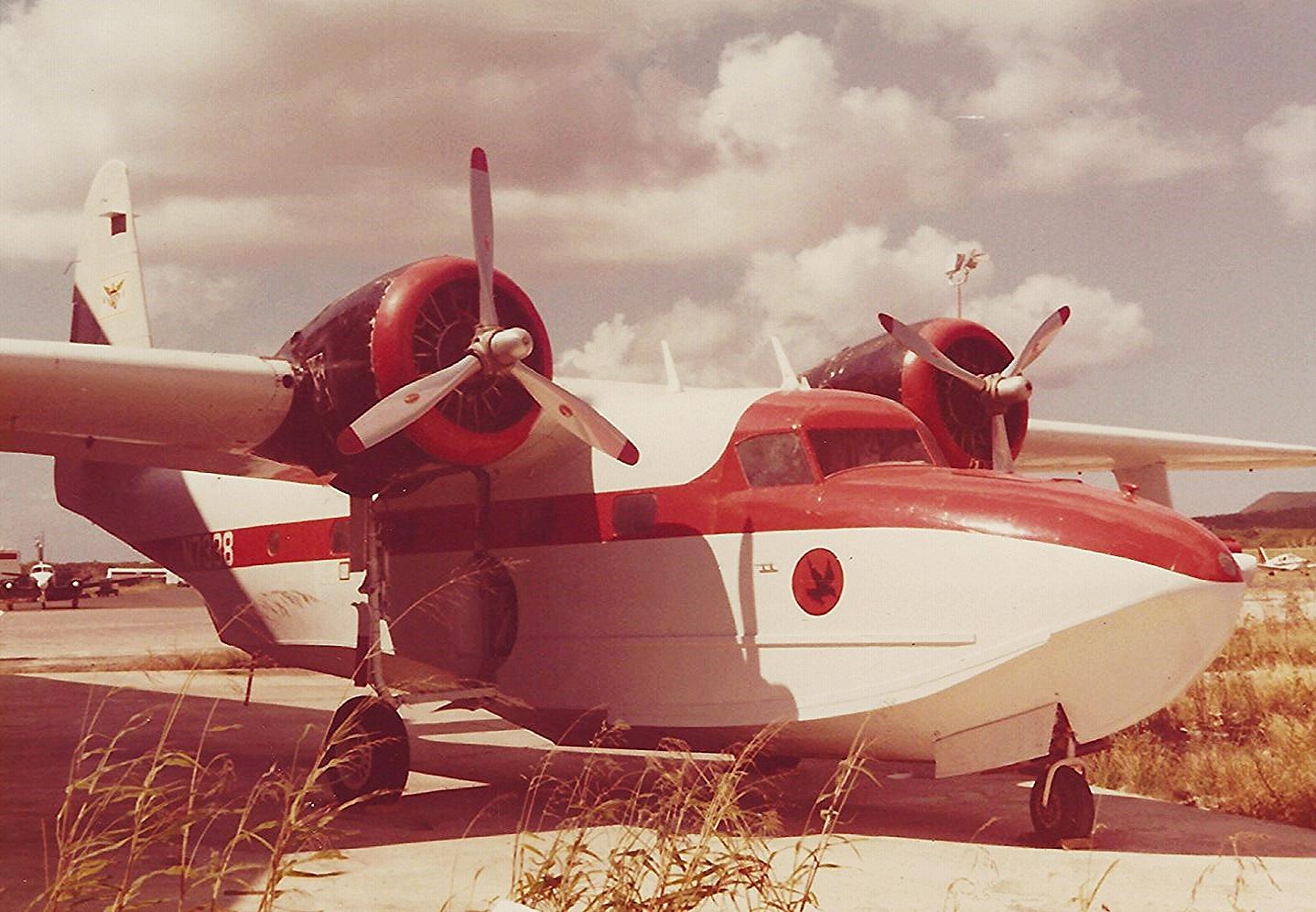 G-73 Mallard N7338