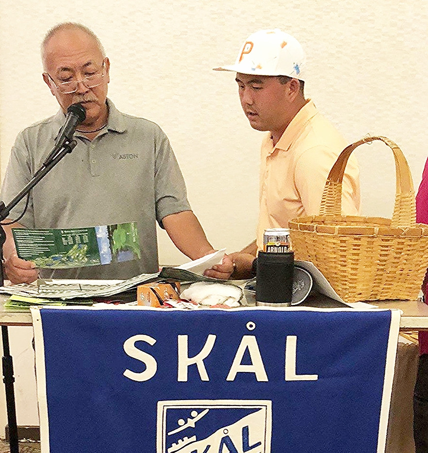 Skal Hawaii Annual Scholarship Golf Tornament