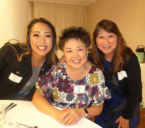 Kelsey Kozuma, Roxie Kozuma & Ruthie Okada