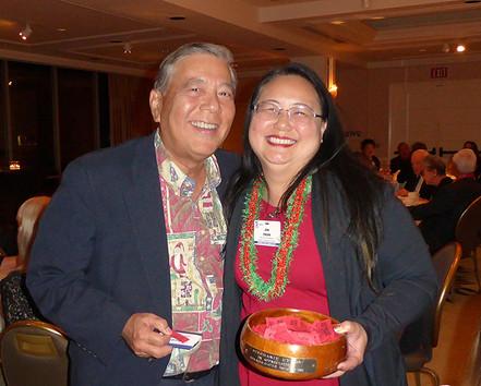 Dean Nakasone & Jennifer Chun
