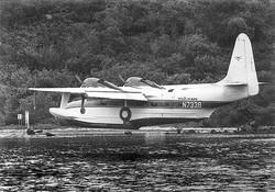G73 Mallard landing STT