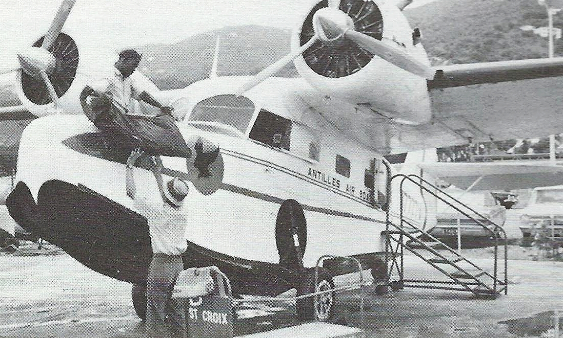 Unloading baggage in STT