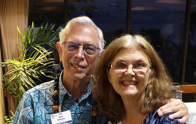 Phil Sammer & Susan Stevenson