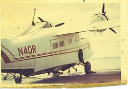 N40R ready for boarding
