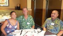 Heidi Maxwell, Joel Johnson & Pat Kozuma