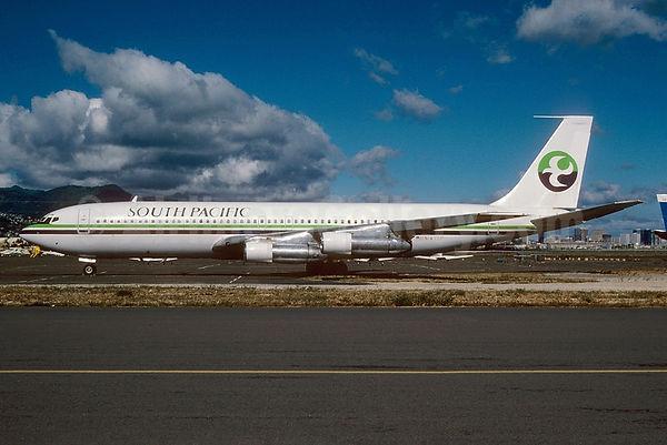 South Pacific (American Samoa) 707-300C