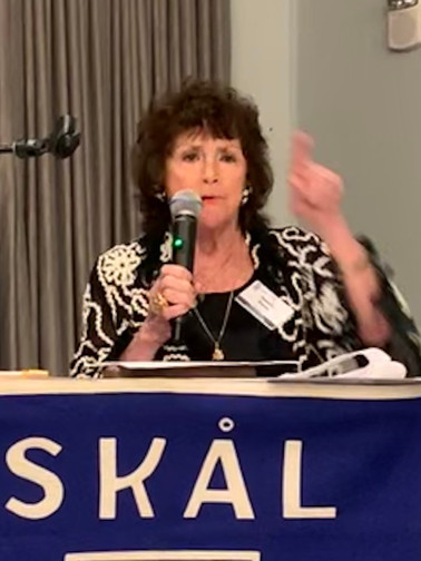 Valerie Davis reports on Skal World Congress in Kenya.