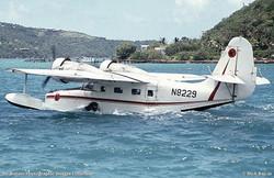 N8229 departs St. Thomas