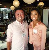 Ryan Nagata & Keila Baladad