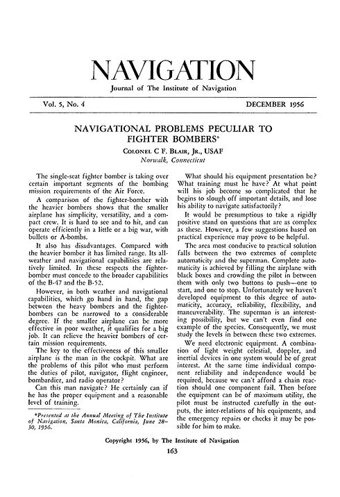 J. Inst. Nav. 5 (1956)163-5_ Blair_CF _P