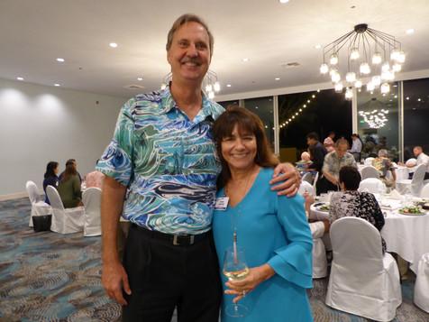 Joel Johnson & Susan Weander