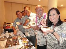 Mike Kobayashi, Deems Narimatsu, Doug Okada & Karen Wataru-Nakaoka