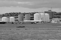 South Pacific Island Airways B707