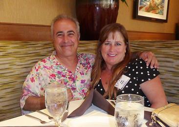 Morad Shaker & Pam Davis