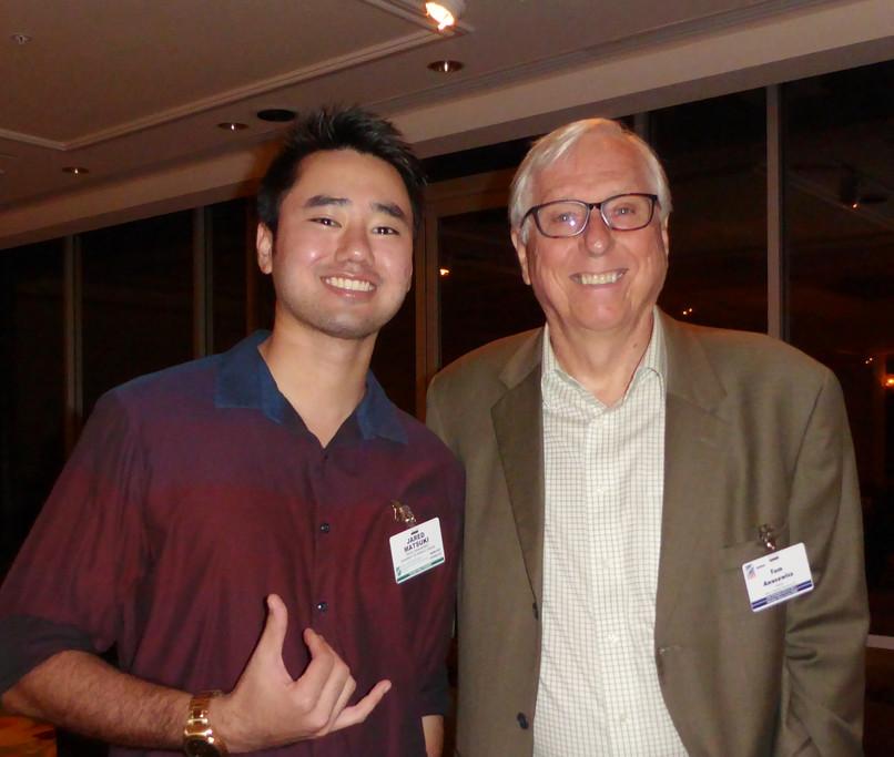 Jared Matsuki & Tom Anusewicz