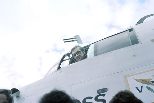VP LVE Capt C Blair Hythe  08 September