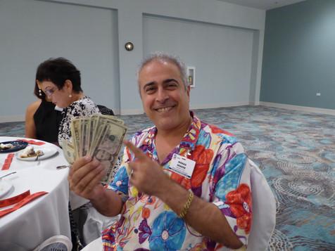 Morad Shaker supports the Volckaert Fund