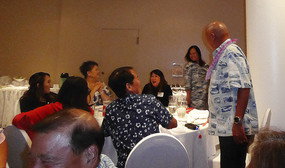 Skal Hawaii July Dinner Meeting - Seoul Jung