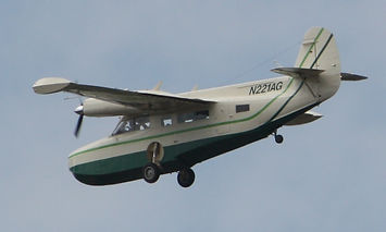 N221AG-on-approach-to-EGLF-July-18-2010.