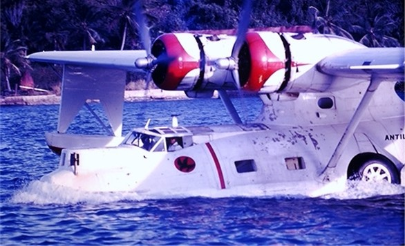 PBY at St. Thomas