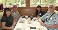 JoAnn & Dan Bayne, Gellyn Flores & Phil Sammer