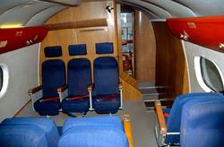 S25 Sandringham -Southern Cross upper deck pax cabin