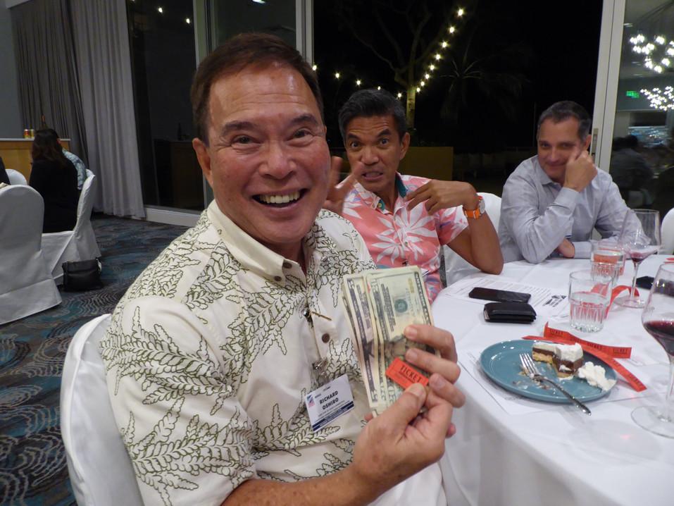 Richard Oshiro supports the Volckaert Fund