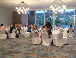 Skalleauges enjoying the newly renovated Queen Kapiolani.