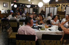 Skal Hawaii Dinner May 2019 - Sansei Waikiki
