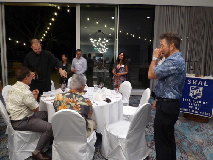 Skal Hawaii Annual Membership Meeting - Nov. 2018