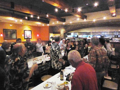 Skal Hawaii March Meeting - Ramano's Macaroni Grill