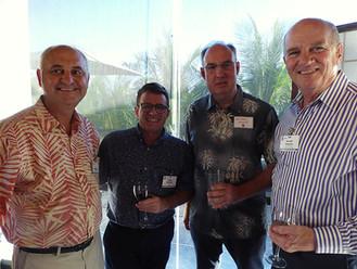 J.P. Cercillieux, Jeff Eslinger, Michael Kasch & Gerald Glennon