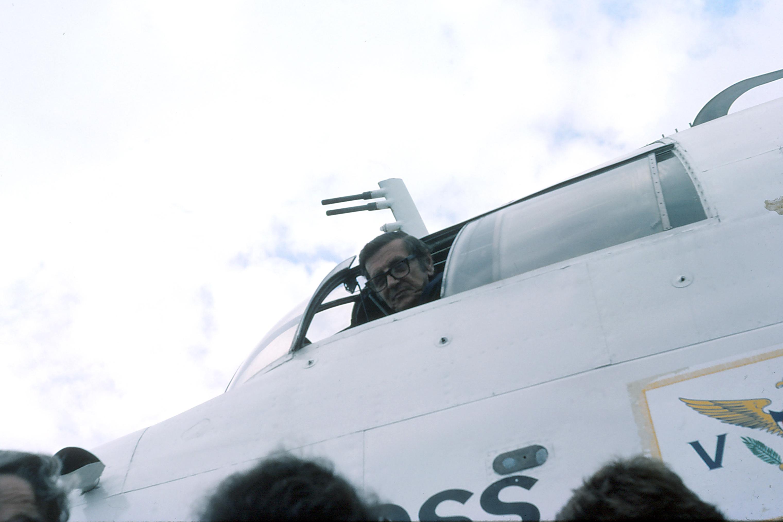 VP LVE Capt Ron Gillies  08 September