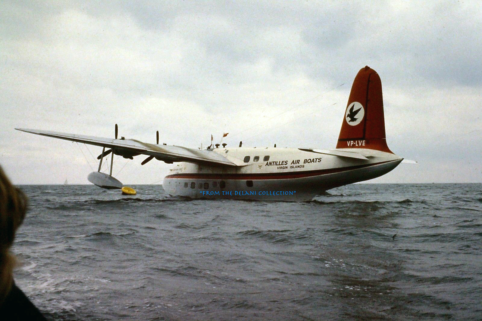 Southern Cross flying boat