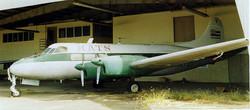 Heron N16720