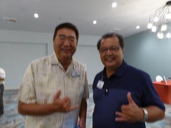 Deems Narimats  & Chris Estrada