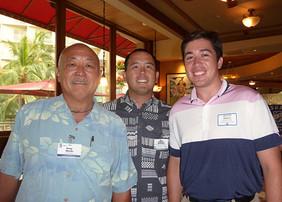 Doug Okada, Cory Kozuma & Austin Brock