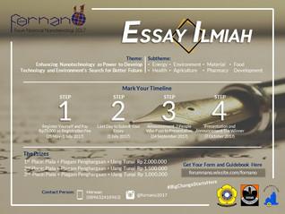 Lomba Essay